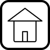 Home-Icon-Design vektor