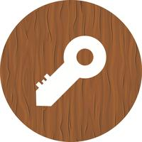 Key Icon Design vektor