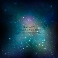 Abstrakt galax bakgrundsdesign