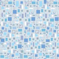 abstrakt sömlöst mönster. geometrisk form bakgrund