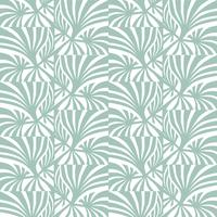 Abstrakte geometrische Muster Nahtlose Beschaffenheit der Welle. Blumenverzierung