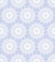 Schneien Sie nahtloses Muster, Winterurlaubschneeflockenhintergrund. vektor