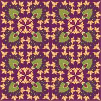 Abstrakte nahtlose Blumenbeschaffenheit. Stilvolles orientalisches Blumenmuster