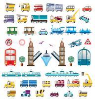 Vektor transport