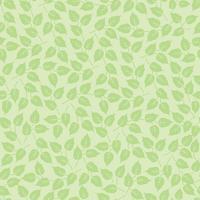 Lässt nahtloses Muster. Schöner Blumenblatthintergrund.