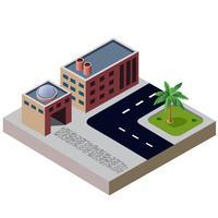 byggnader vektor