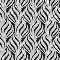 Abstraktes nahtloses Muster Orientalische geometrische mit Blumenverzierung vektor