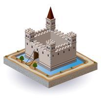 Schloss vektor