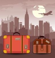 Koffer für die Reise