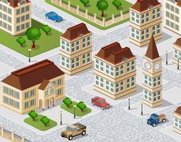 Städtische Sicht