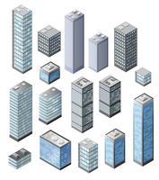 Set von 3D-Vektor