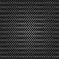 akustischer Lautsprechergitter-Beschaffenheitshintergrund vektor