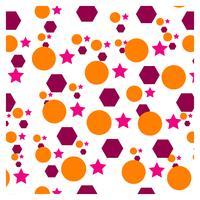 Formen Muster Design vektor