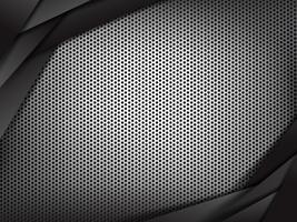 Abstraktes Hintergrundgriff poliertes Metall 003