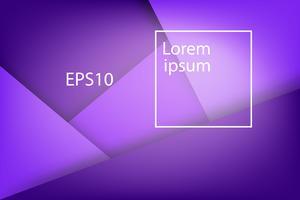 violetter dynamischer Schichtzusammenfassungshintergrund
