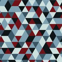 niedriges Polygon und geometrischer Hintergrund