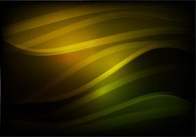 dunkler und orange Hintergrund, Vektor und Abbildung