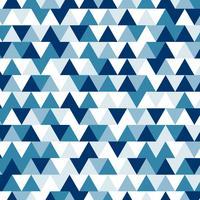 blaues niedriges Polygon und geometrischer Hintergrund im Vintage- und Retrostil