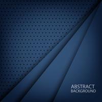 blauer abstrakter Steigungshintergrund