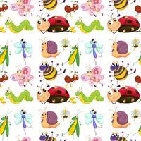 Sömlösa insekter