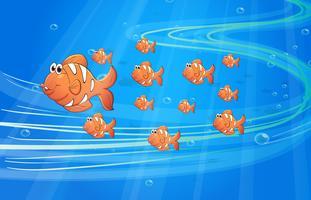 fiskarna vektor