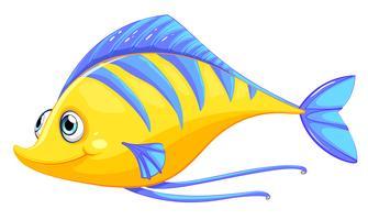 Ein Fisch vektor