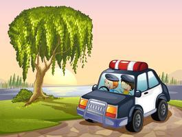 Auto und Kinder