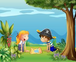 De äventyrliga barnen
