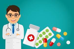 Arzt im Gesundheitswesen