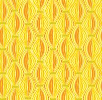 Abstrakt vågigt linjemönster. Ullväv geometrisk prydnad