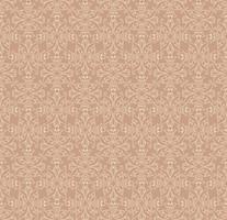 Orientalische Linie Muster Abstrakte Blumenverzierung Strudelgewebehintergrund