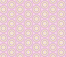 Geometrisches nahtloses Muster Abstrakter Verzierung Strudelgewebehintergrund vektor