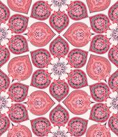Floral nahtlosen Hintergrund. Orientalische Verzierung. Blumenmuster.