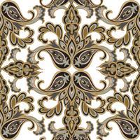 Nahtlose Blümchenmuster Blumen Hintergrund Floral nahtlose Textur mit Blumen. Flourish gekachelte Tapete