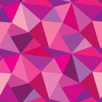 Abstraktes nahtloses Muster. Geometrischer Mosaikhintergrund
