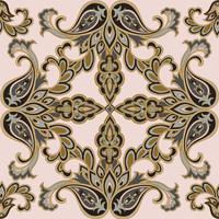 Nahtlose Blümchenmuster Blumen Hintergrund Floral nahtlose Textur mit Blumen. Flourish gekachelte Tapete vektor