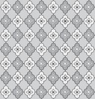 Seamless blommönster. Abstrakt blommig prydnad. Brocade Texture