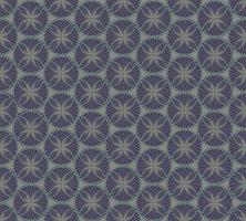 Abstraktes geometrisches Muster Abstrakter Blumenverzierungsgewebehintergrund