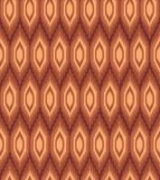 Abstrakt tyg prydnad Geometrisk linje sömlös mönster. orienterad konsistens
