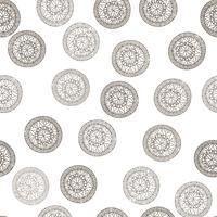 Abstraktes geometrisches Muster. Orientalischer ethnischer Hintergrund des Blumenkreises.