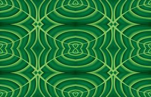 Abstrakt blommig prydnad. Geometrisk linje sömlös mönster