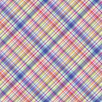 Tygtextur. Seamless tartanmönster. textil diagonal bakgrund. vektor