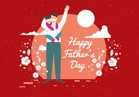 Glücklicher Vatertag Vol. 2 Vektor