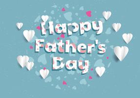 Glücklicher Vatertag Vol. 4 Vektor