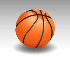Realistischer Basketball
