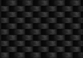 Schwarzer hölzerner Hintergrund vektor