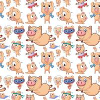 sömlösa grisar