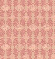 Florales Ornamentmuster. Geometrischer Flourish Hintergrund