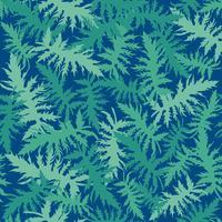 Tropcal lässt nahtloses Muster. Schöner florl Blatthintergrund.