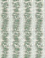 nahtloses Muster mit Schlangenblumenmotiv auf Hintergrund